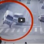 Lewitujące samochody w Chinach!