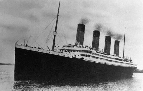 Mity i teorie spiskowe – Titanic!
