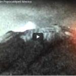 Nagranie UFO wlatującego do wulkanu?