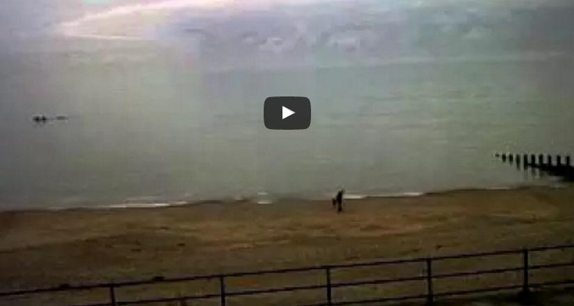 Niesamowite zjawisko na niebie – UFO, czy manifestacja natury?