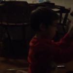 Duch zaatakował dziecko? Zobaczcie nagranie…