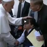 Papież Franciszek dokonuje EGZORCYZMU? Zobaczcie nagranie!