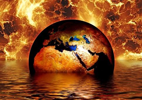 Na niebie pojawił się KRZYŻ! Czy to znak nadchodzącej APOKALIPSY?