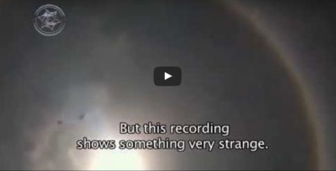 Nagrano niesamowite zjawisko na niebie! UFO, czy może tajny projekt rządu?