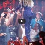 Opętany mężczyzna na koncercie Beyonce? Nagranie zszokowało internautów!
