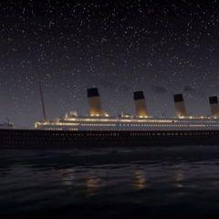 Przerażająca i niezwykle realna symulacja katastrofy TITANICA! Zobacz sam co działo się tej nocy!