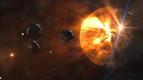 Asteroida przeleciała niebezpiecznie blisko Ziemi kilka dni temu! Naukowcy wykryli ją zbyt późno…