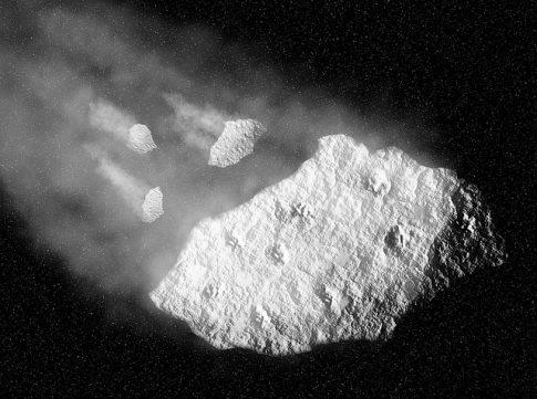 Ogromna asteroida zderzy się z Ziemią we wrześniu!? NASA publikuje oficjalne oświadczenie!