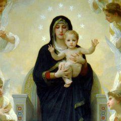 Cud podczas Mszy! Matka Boska rusza ustami i modli się z wiernymi!? Sami zobaczcie!