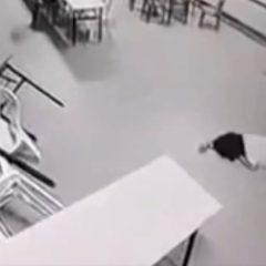 Szokujące nagranie ataku ducha!? Ta dziewczyna jest przerażona….