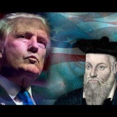 """Nostradamus przewidział wygraną Donalda Trumpa! """"Na niebie ukaże się kometa, a krew…"""