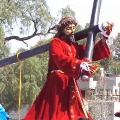 Figura Jezusa ożyła!? Nagranie szokuje i zapowiada przerażające wydarzenia…