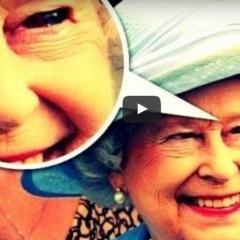 Lady Gaga wyznaje: Syn królowej Elżbiety to reptilianin. Ludzie jaszczury istnieją?