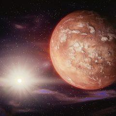 Na Marsie odkryto trzy tajemnicze wieże? Czy zbudowali je kosmici? (Nagranie)