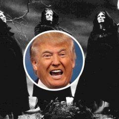 Czarownice feministki z całego świata rzucą klątwę na Trumpa! Wyborcy boją się o życie prezydenta…