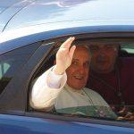 Przy Papieżu Franciszku objawił się Duch Święty? Sami zobaczcie… Cud?