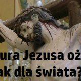 Posąg Jezusa na krzyżu ożył podczas Nabożeństwa! Znak dla świata? Zobaczcie szokujące nagranie…