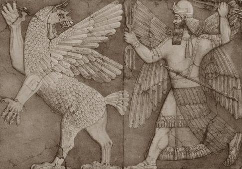 Igigi – kosmici, którzy zbuntowali się przeciwko Anunnaki? To dzięki temu powstał człowiek…