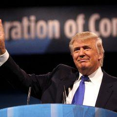 Internauci twierdzą, że podczas wizyty Trumpa w Polsce wydarzył się cud! Sami zobaczcie nagranie i oceńcie!