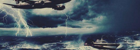 UFO nagrane w Trójkącie Bermudzkim! Czy mieszka tam Obca Cywilizacja?