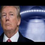 Przy Trumpie nagrano kosmitę? Czy USA współpracuje z obcymi? Nagranie wywołało kontrowersje…