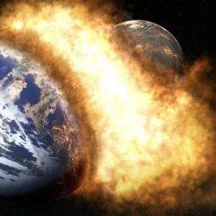 Księżyc uderzy w Ziemię i przemieni ją w ocean ognia! Stanie się to za… Naukowcy ujawniają przerażającą prawdę