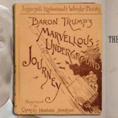 Powieści z 1896 roku mówią o Baronie Trump, wyborach prezydenta i uchodźcach! Czy opisują przyszłość?