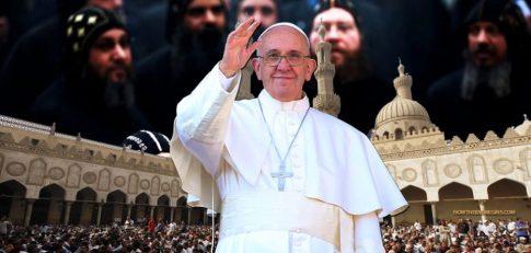III Tajemnica Fatimska wypełnia się? Państwo Islamskie grozi Franciszkowi śmiercią! Maryja wyznała, że teraz czeka nas… (NAGRANIE)