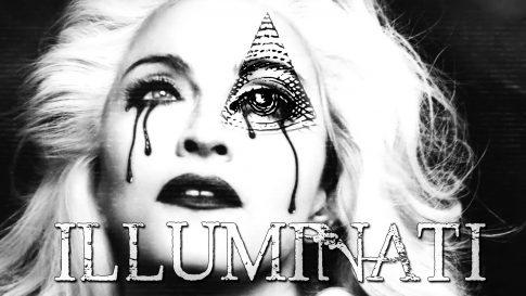 Madonna przekonuje, że sekta posądzana o satanizm Illuminati jest dobra i pomaga światu! NAGRANIE