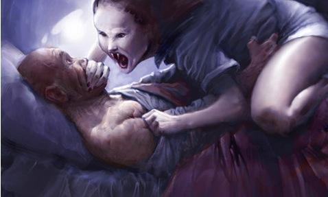 Jak sprawdzić, czy jesteś atakowany przez Sukkuba? Seksualny demon snów…