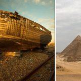 Rękopisy z Qumran ujawniają, że Arka Noego była PIRAMIDĄ! Odkrycie szokuje (NAGRANIE)