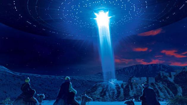 Czy Gwiazda Betlejemska to UFO? Te fakty szokują! Boże Narodzenie, a kosmici! (NAGRANIE)