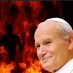 Wizjonerka wyznaje: Jan Paweł II jest w piekle! Jezus ukazał mi Papieża z wężem na ramieniu… (Szokujące NAGRANIE)