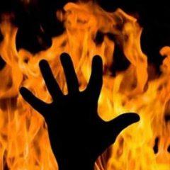 Samospalenie mężczyzny w Londynie na oczach dziesiątek osób? Ogień po prostu się pojawił…