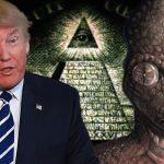 """Uzbrojony mężczyzna zatrzymał ruch i ostrzegł iż światem rządzą Reptilianie! """"Trump wie o ludziach gadach"""""""