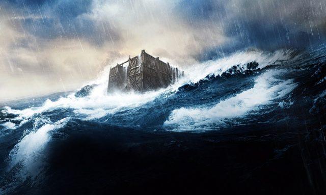 Znalezione obrazy dla zapytania potop biblijny
