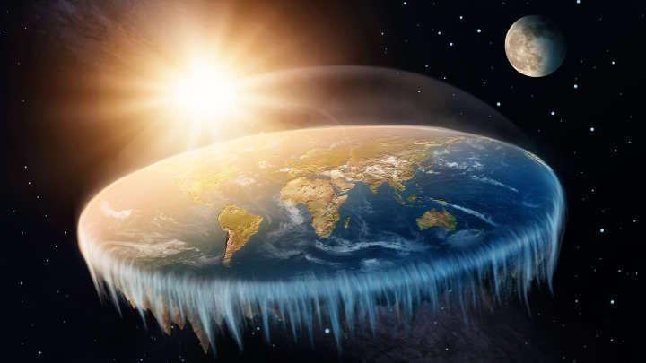 Coraz więcej Amerykanów wierzy w Płaską Ziemię! Wyniki ankiety szokują…