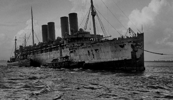 Na statku nagrano ducha? Nawiedzony statek przeraził wiele osób…