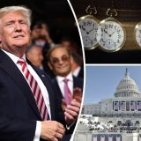 Czy Donald Trump jest podróżnikiem w czasie? Te fakty zszokowały wielu! (NAGRANIE)