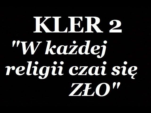 Smarzowski i szokujący pomysł na KLER 2! O czym będzie KLER 2 ? (NAGRANIE)
