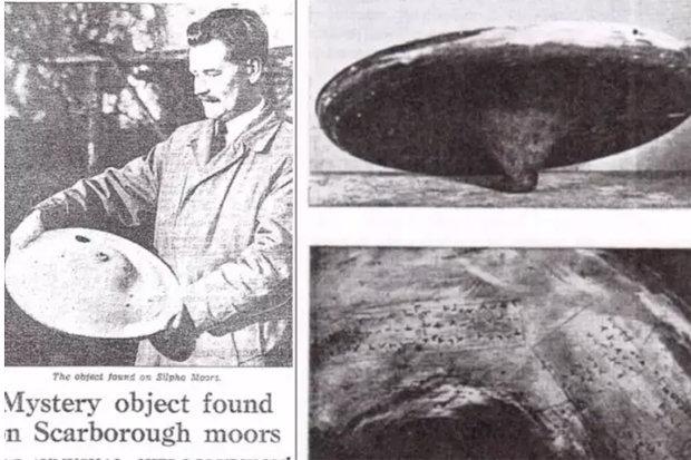 W Roswell rozbił się statek obcych? Odnaleziono tam tablice z odciskami sześciu palców! (NAGRANIE)