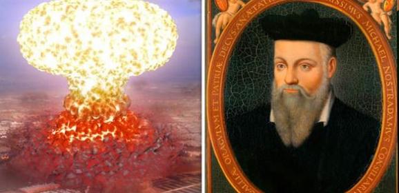 Przepowiednie Nostradamusa dla Polski! Strzały światła i Gdańsk! (NAGRANIE)