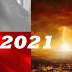 """""""Jednej nocy w Polsce zmieni się wszystko"""" Przepowiednie na 2021 rok (NAGRANIE)"""