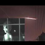 """UFO wylądowało na dachu – """"Nagrałem tam dziwną istotę"""""""