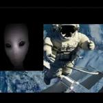 """Astronauci z NASA mówią o Istotach z Kosmosu """"Nagrałem coś dziwnego"""" (NAGRANIE)"""