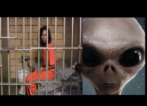 W WIĘZlENIU wylądowało UFO? WlĘŹNIOWIE ujawniają szokującą prawdę (NAGRANIE)
