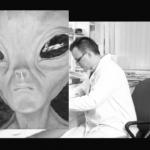 Prowadził badania nad Kosmitami! Zniknął w tajemniczych okolicznościach. Pozostał dziennik (NAGRANIE)
