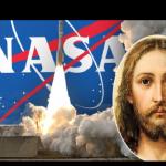 NASA nagrało w Kosmosie twarz Jezusa? Sam zobacz dziwne nagranie!