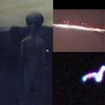 Ogrom ludzi zgłasza obserwację tajemniczej istoty! Opublikowano nagranie! Czy to Kosmita?