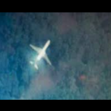 Ten samolot po prostu zniknął! To nagranie  zadziwia